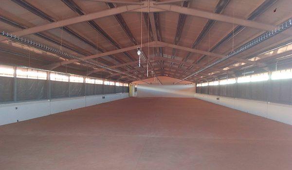 Grand hangar
